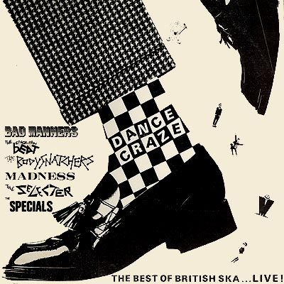 This 1981 concert film featured Madness, The Specials, The Selecter, The Bodysnatchers, The Beat and Bad Manners