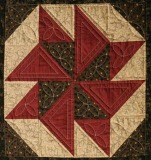Civil War Quilts: 1 Catch Me If You Can