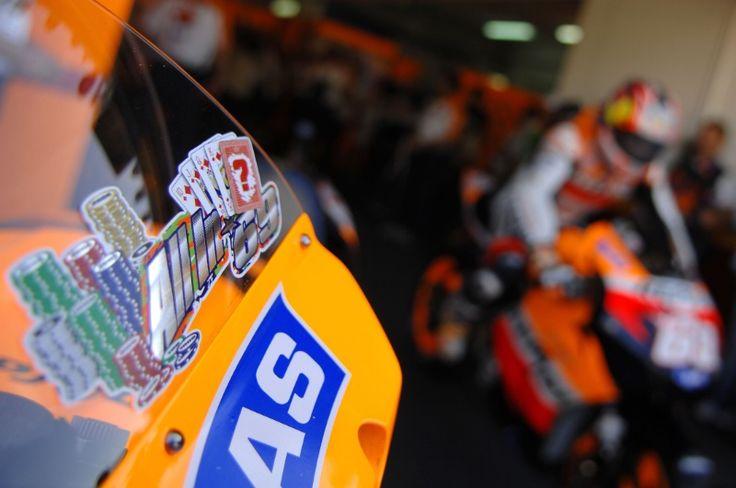 Hayden`s Honda RC211V, Valencia MotoGP Race 2006