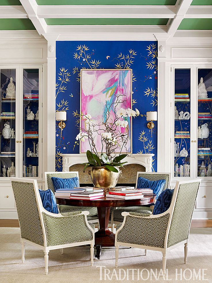 Chinoiserie Chic: The Chinoiserie Library