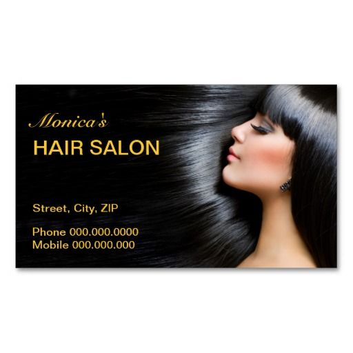293 best appointment business card templates images on pinterest hair salon business card flashek