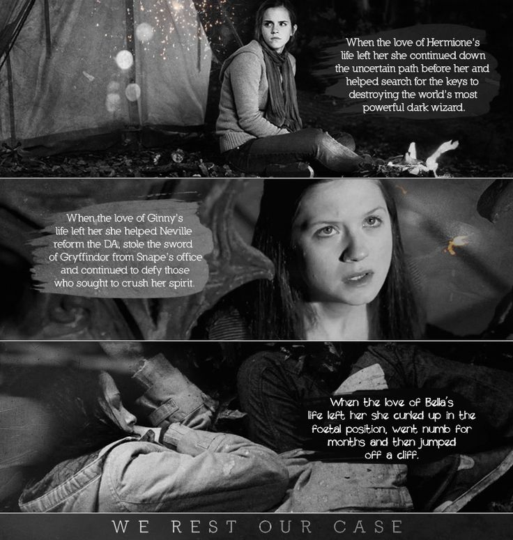 and this is why i love harry potter