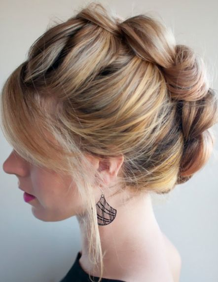 hair style for collage 17 best ideas about easy braid on 6861