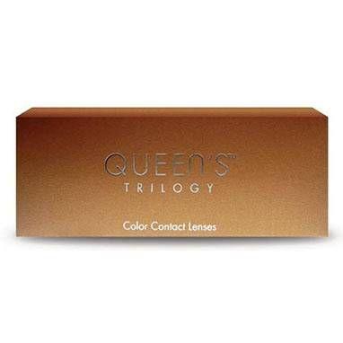 Prezzi e Sconti: #Soleko queen's trilogy neutre 2 pezzi  ad Euro 13.90 in #Soleko #Lenti a contatto