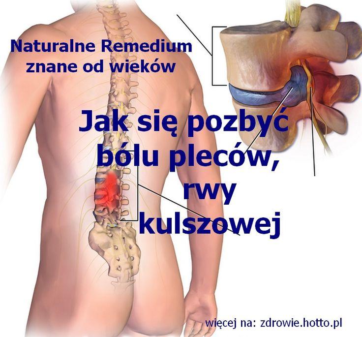 Masz bóle kręgosłupa, zwyrodnienia, rwę kulszową, bóle pleców czy bóle na skutek urazu zrób naturalne, własne remedium domowym sposobem. Roślinę tę