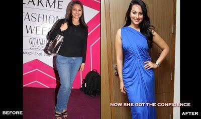 Sonakshi Sinha Fat