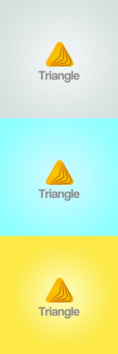 This logo template represent a triangle wich is the simbol v success. I used orange and yellow colors. Each colors and shapes are editable just contact with me at ikdesigns@abv.bg