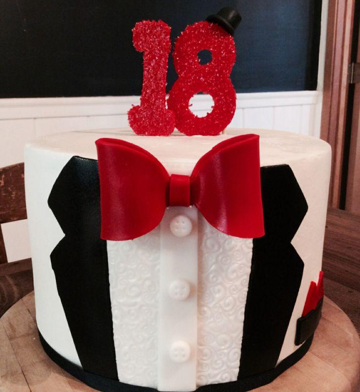 78 Best Ideas About Tuxedo Cake On Pinterest Men Cake