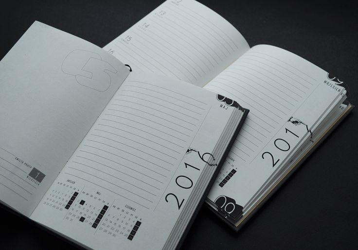 2016 Calendar by Pracownia Leśna 6