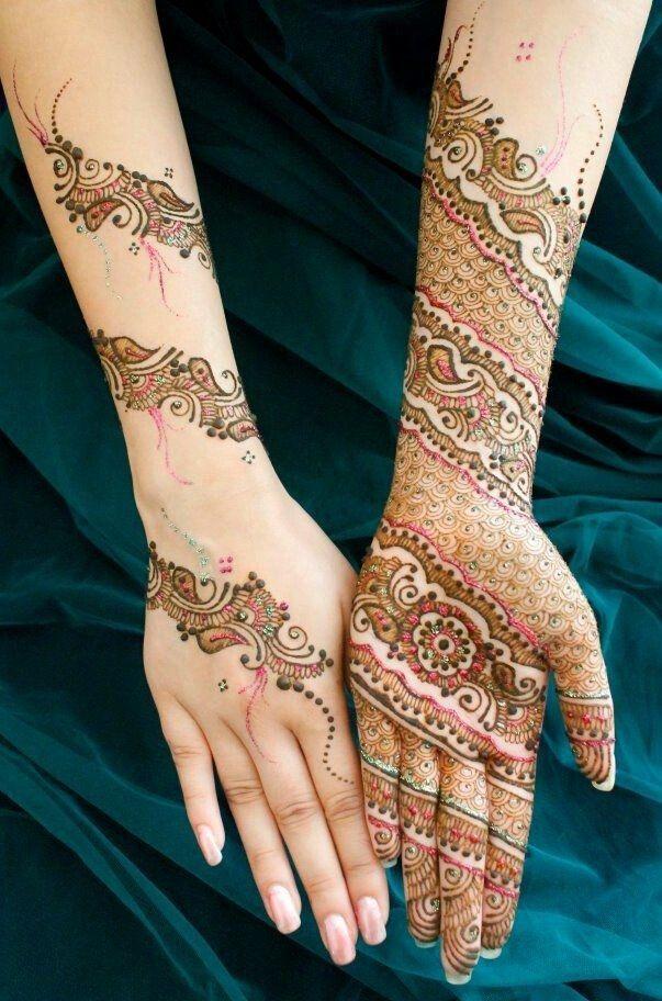 Latest Mehndi Designs By Ash Kumar : Best images about ash kumar on pinterest beautiful