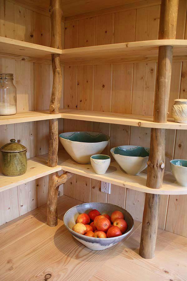 20 erstaunliche Küche Pantry Ideen