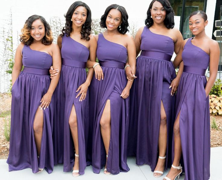 African American Bridal Party Www Pixshark Com Images