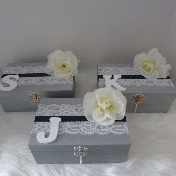 Set of 3 Will you be my bridesmaid Be my maid of honor by Pearl Bella Gifts