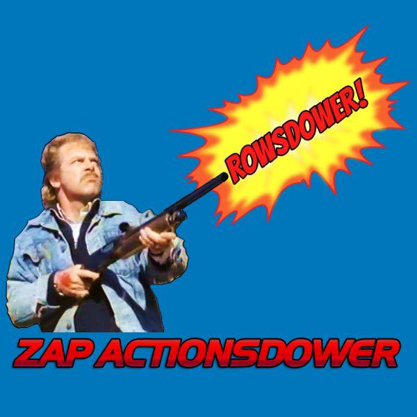 Zap Actionsdower - Final Sacrifice - Mystery Science Theater 3000 - MST3K - Rowsdower