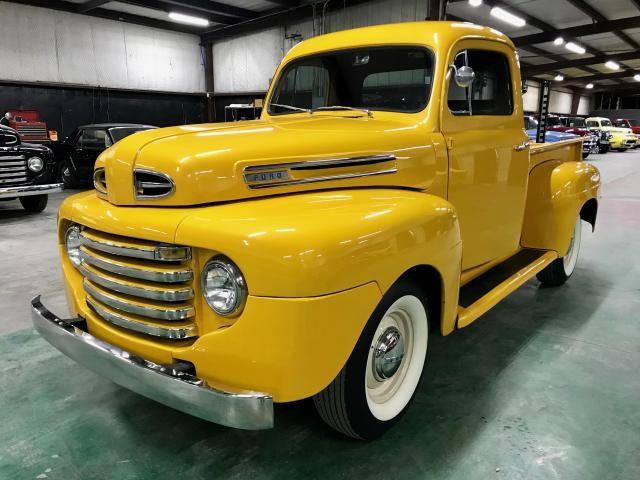 1949 Ford F1 1949 Ford F1 Pickup V8 For Sale Oldride Com With