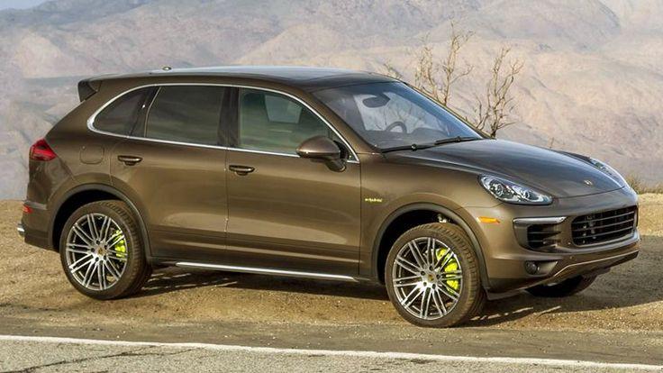 2016 Porsche Cayenne Hybrid ($87,675)