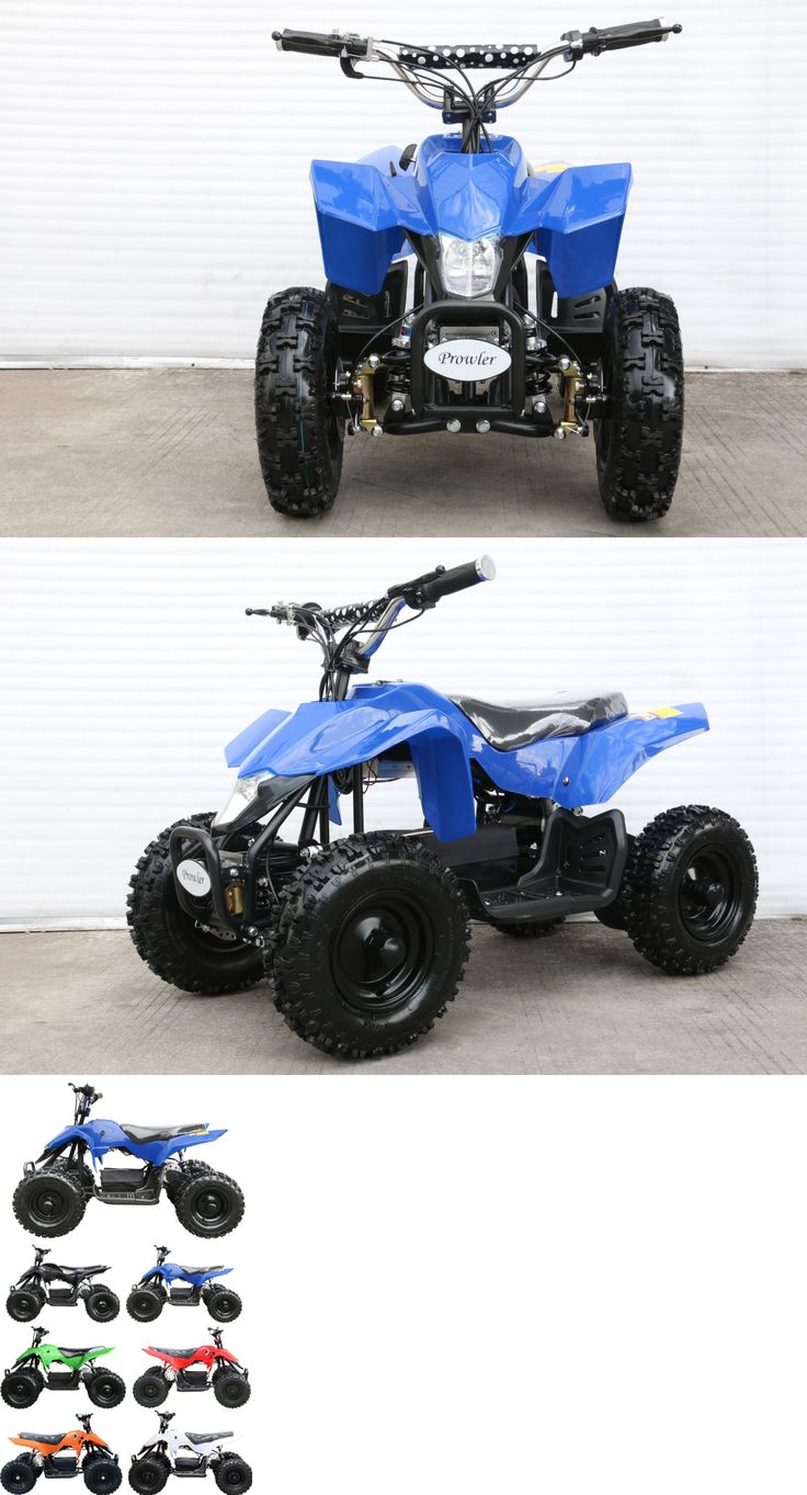 Complete Go-Karts and Frames 64656: 24V 500W Electric Children Youth Kids Atv 4 Wheeler Motor Quad Xq -> BUY IT NOW ONLY: $535.89 on eBay!