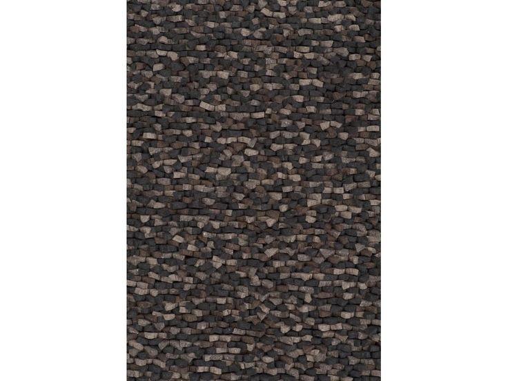 Dywan Crush Charcoal 140x200 cm — Dywany Linie Design — sfmeble.pl