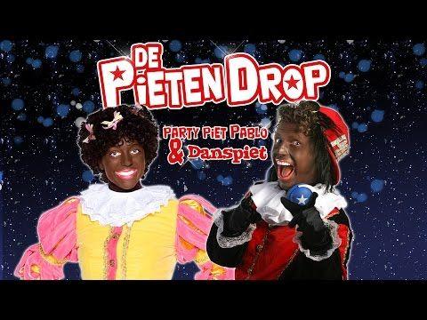 Party Piet Pablo & Danspiet - De Pietendrop - De Sinterklaas sensatie van…