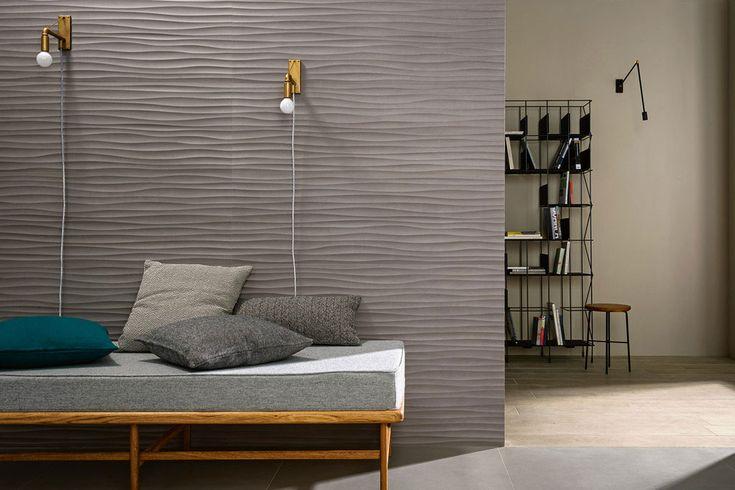 Awesome Concrete furniture: ideas for home decor, Materika collection, Marazzi Ceramiche, 2015 |