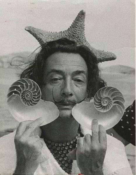 Salvador Dali - Sacred Geometry
