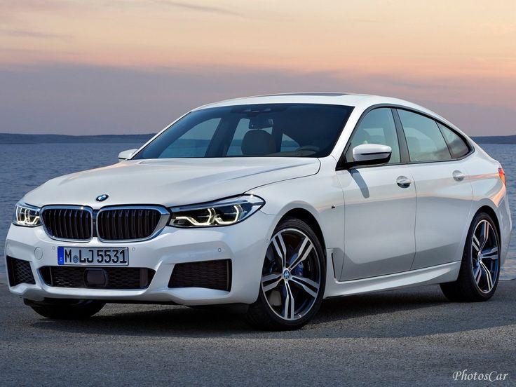 2018 BMW 6 Series Gran Turismo - 01
