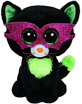 Amazon.com  Ty Beanie Boos Jinxy - Black Cat  Toys   Games  979152a6d648