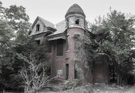 Image result for dilapidated mansions