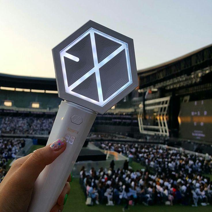 #lightstick #EXO #EXOrDIUMdot