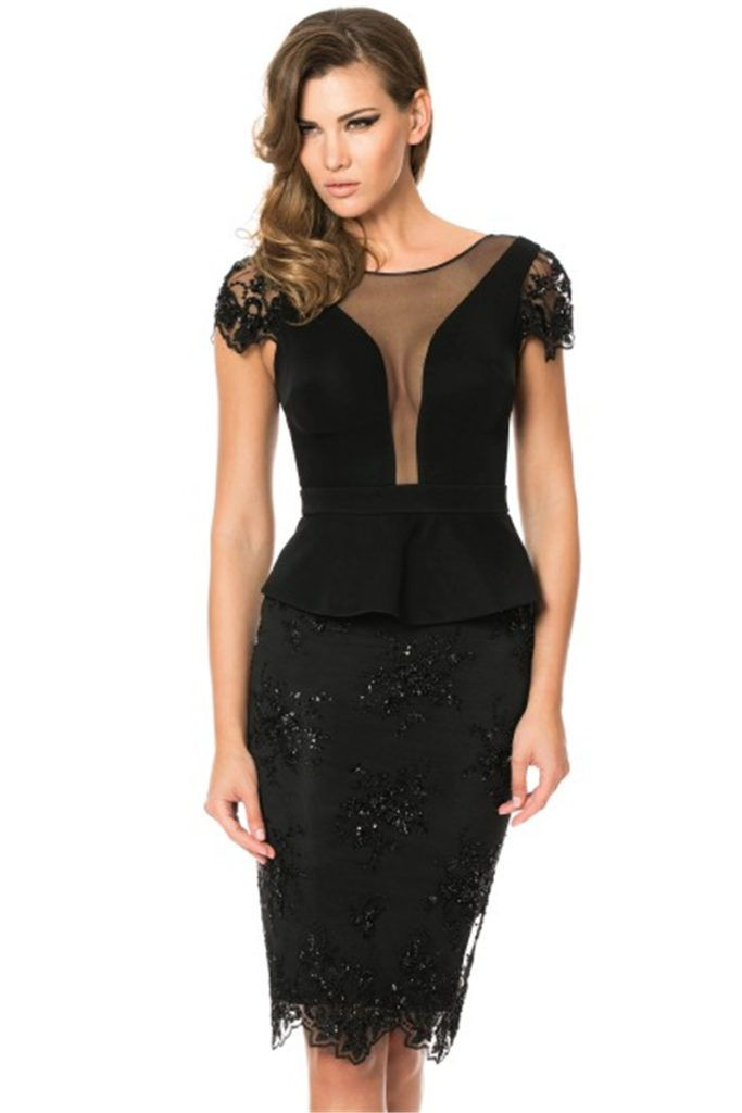 Classy Cocktail Dress - LSTORE