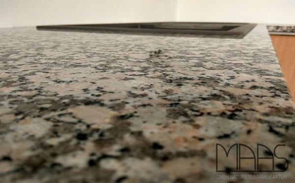 607 best MAAS GmbH images on Pinterest Granite countertop edges - k chenarbeitsplatte aus granit