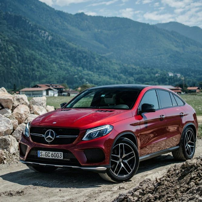by: gtspirit [GLE 450 AMG 4MATIC Coupé| Fuel consumption combined: 9,4-8,9 (l/100 km) | CO2 emission combined: 219-209 g/km | https://www.mercedes-benz.com/de/mercedes-benz/external/rechtliche-hinweise/ ]