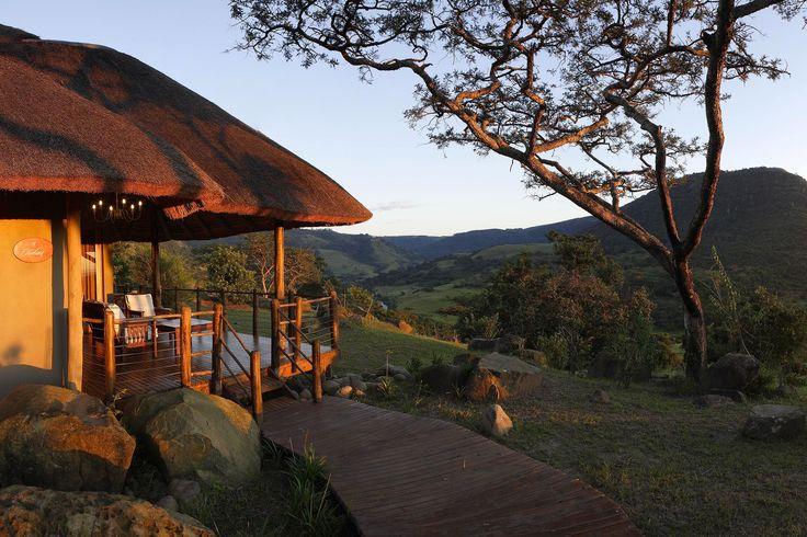 Villa Sunrise at Karkloof Safari Destination Spa, South Africa