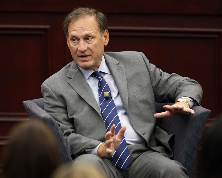 Justice Samuel Alito Criticizes the Supreme Court's Marriage Ruling - The Atlantic