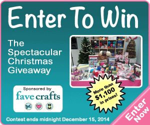 Enter to win The Spectacular Christmas Giveaway, with more than $1,000 in prizes! #yourDIYxmas