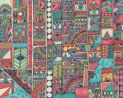 pattern, twitter/tumblr background, patterns, design Seni