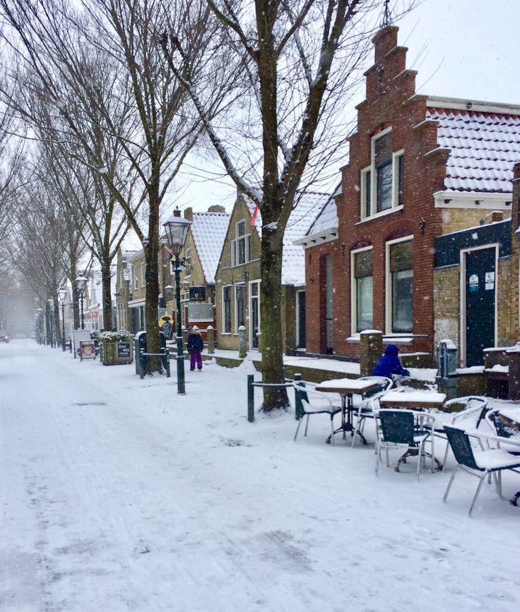 Winter 2018 Midsland #vakantiehuis Windstil