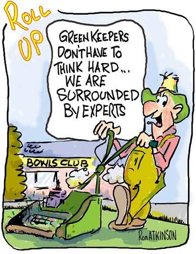 lawn bowls | Ako's Cartoons | Page 5