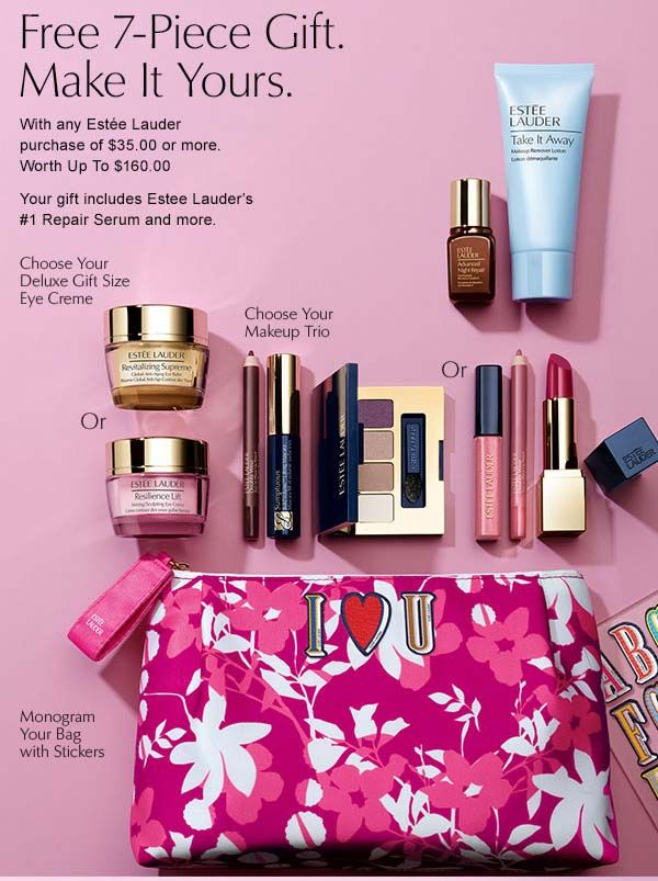 78 best Estee Lauder Gift (GWP) images on Pinterest | Estee lauder ...