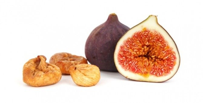 Dried figs to improve reproductive health and fertility