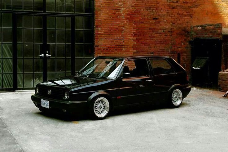 volkswagen golf mk2 bbs whip edm vw retro. Black Bedroom Furniture Sets. Home Design Ideas