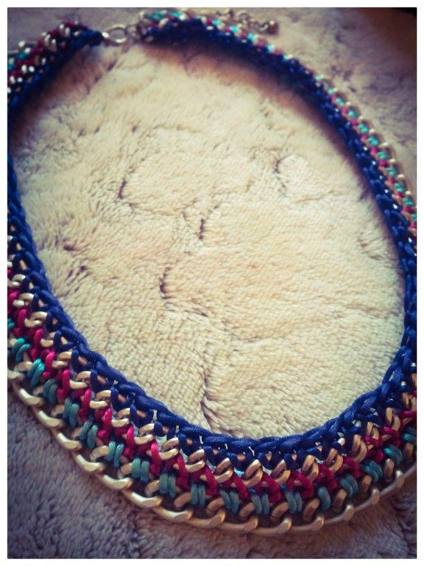 Bijoux #tendance #collier #