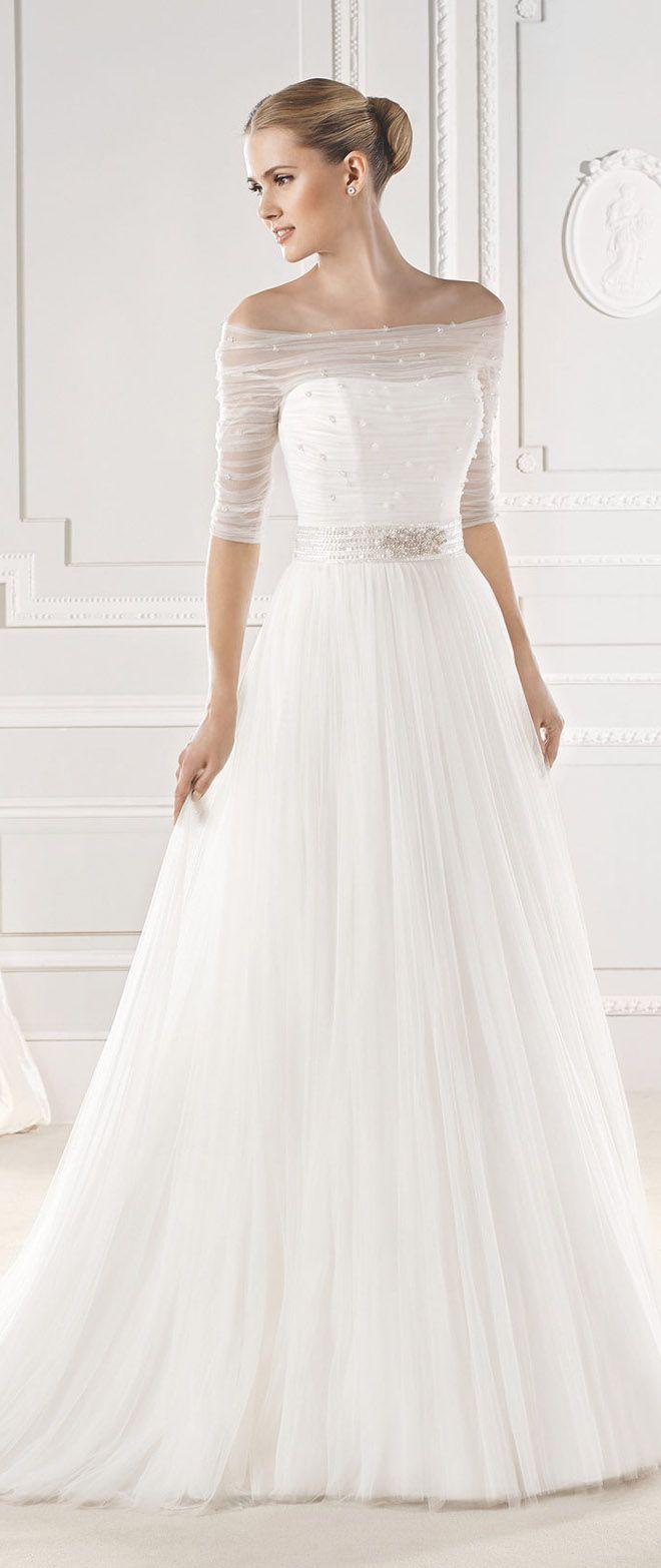 9 best Dream dresses images on Pinterest | Wedding frocks ...