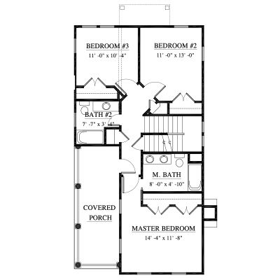 429 best house plansblueprints images on pinterest home plans allison ramsey architects floorplan for the ethan 1674 square foot house plan c0066 malvernweather Image collections