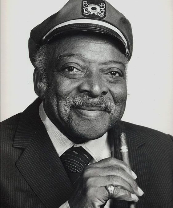 Count Basie ~ Such a privilege to have heard him at three different jazz festivals in the '80s. He was just superb! Excellent music.
