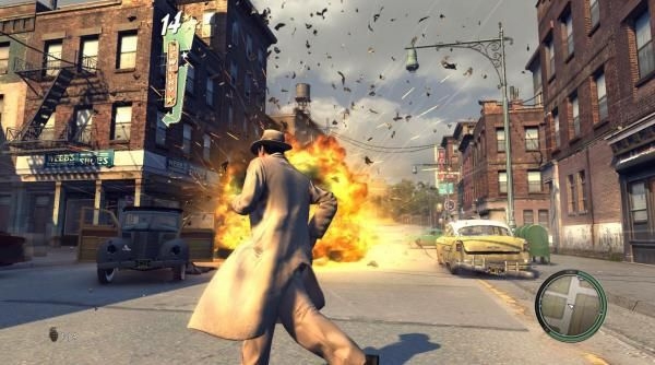 Mafia 2 and All DLC 80% Off on Steam Right Now
