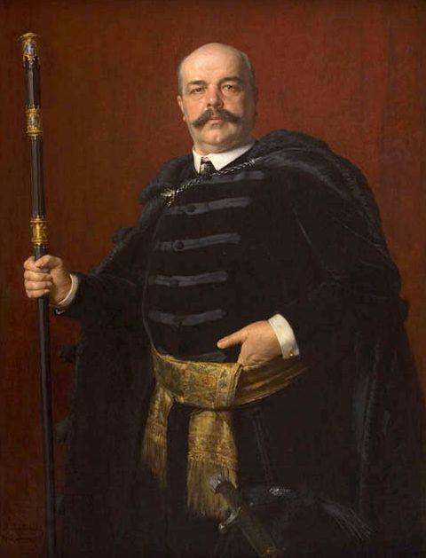 Stanisław Badeni 1903
