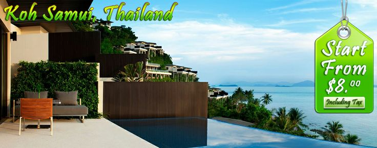 Koh Samui could be mistaken for a giant golf course floating in the Gulf of Thailand. The greens are perfectly manicured, sand traps are plentiful, and there's a water hazard or two thrown in for good measure. Get the best holiday deals for Koh Samui - http://search.vacationdealsnetwork.com/Place/Koh_Samui.htm