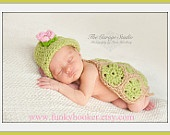 girl turtle crochet
