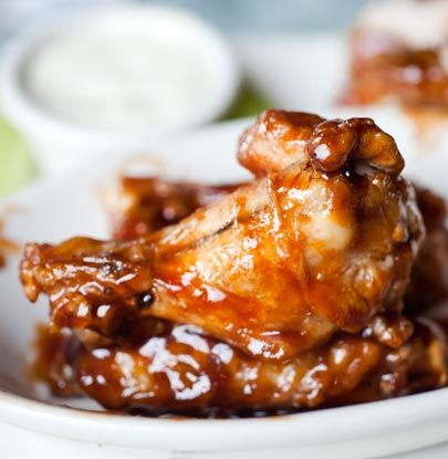 Crock Pot Chicken Wings | Simple Dish | Quick, Easy, & Healthy Recipes for Dinner